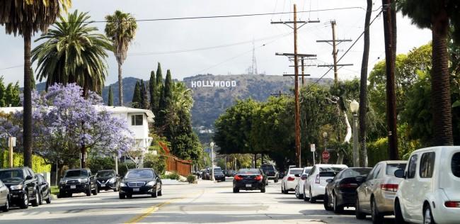 Road trip pela Califórnia - Los Angeles 1