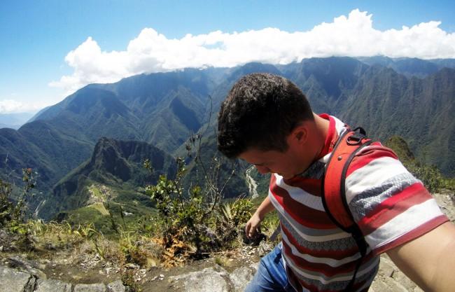 Relatos da Ana Luíza: Machu Picchu 4