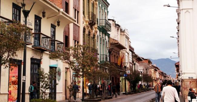 Dicas de viagem do Equador - Cuenca