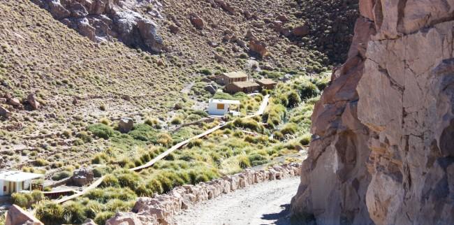 Passeios no Atacama: Termas de Puritama 02