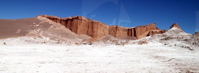 Passeios no Atacama - Vale da Lua - anfiteatro