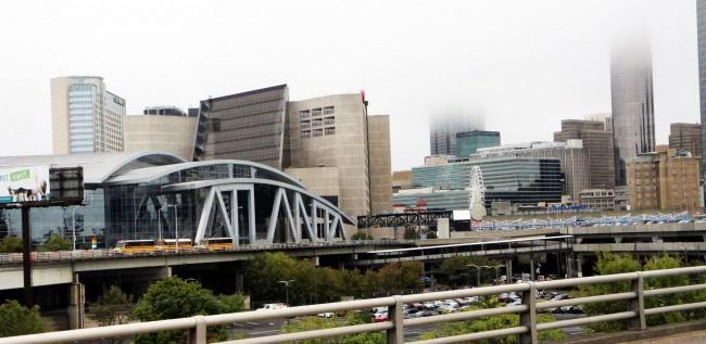 Roteiro de viagem de Atlanta - Phillips Arena