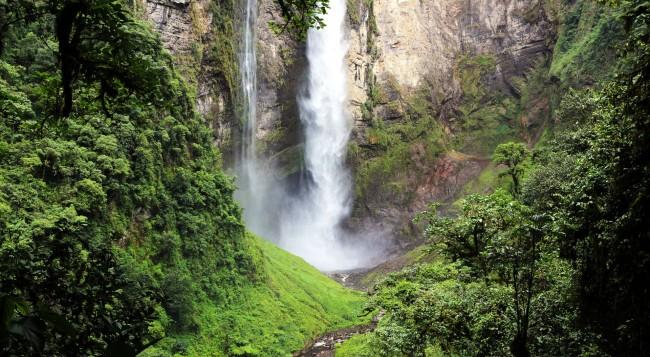 Cataratas de Gocta Amazonas Peru - 29