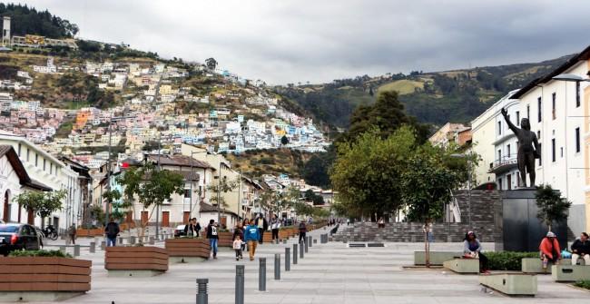 Roteiro de Quito - 6