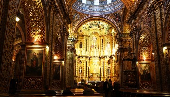 Roteiro de Quito - Companhia de Jesus 3