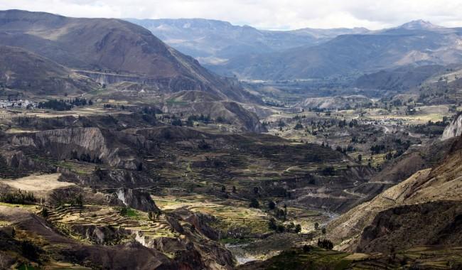 Tour pelo valle del Colca - Arequipa - 21