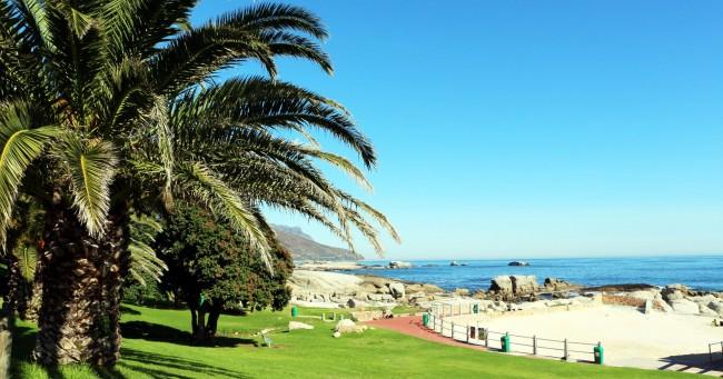 Onde ficar na Cidade do Cabo - Camps Bay 2