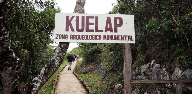 Fortaleza de Kuelap, Chachapoyas, Peru - 5