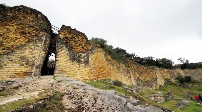 Fortaleza de Kuelap, Chachapoyas, Peru - 7