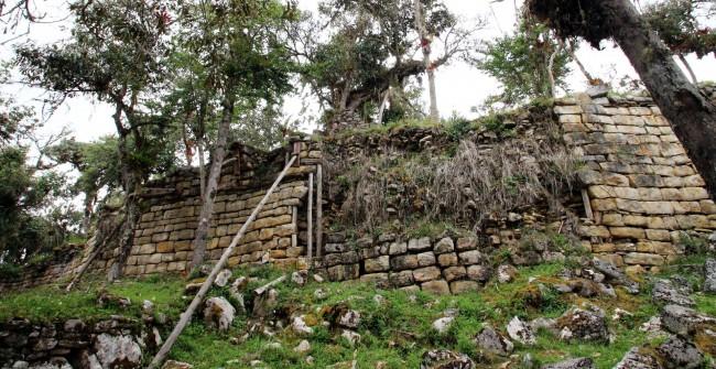 Fortaleza de Kuelap, Chachapoyas, Peru - 19