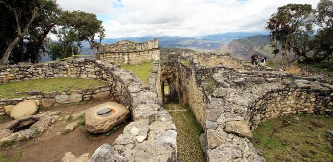 Fortaleza de Kuelap, Chachapoyas, Peru - 26
