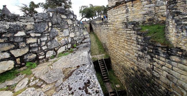 Fortaleza de Kuelap, Chachapoyas, Peru - 30
