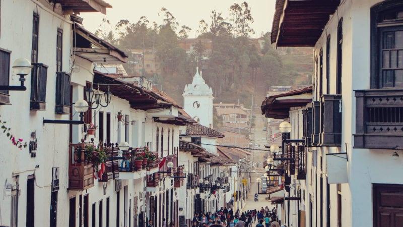 Roteiro pela Amazônia Peruana: cidade de chachapoya