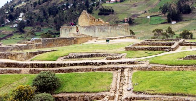 Ruína Inca no Equador - Ingarapirca 4