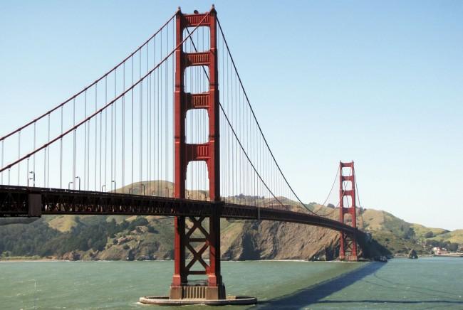 Roteiro por São Francisco - golden gate bridge 4