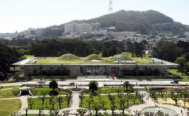 Roteiro por São Francisco - science academy