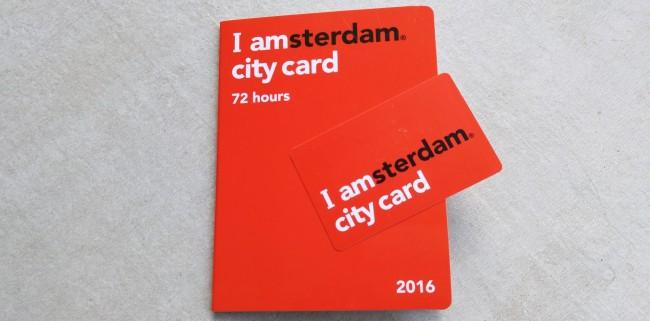 I Amsterdam City Card - Vale a pena? - 01