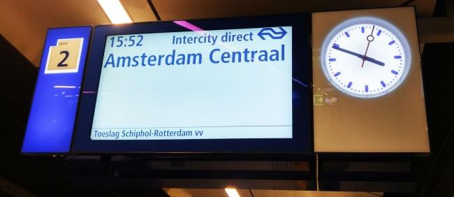 Trem na Europa - Holanda - 02