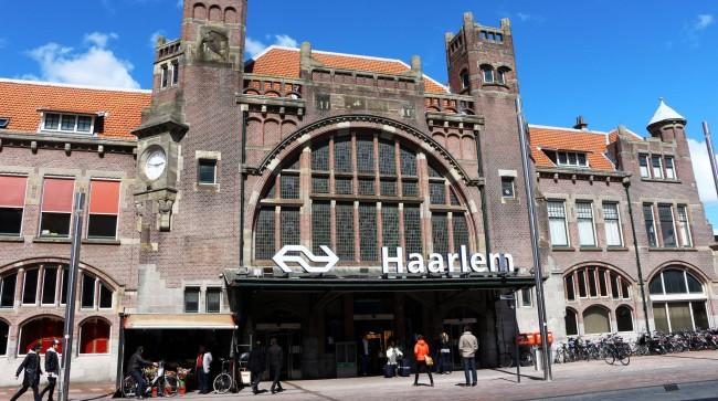 Trem na Europa - Holanda - 12