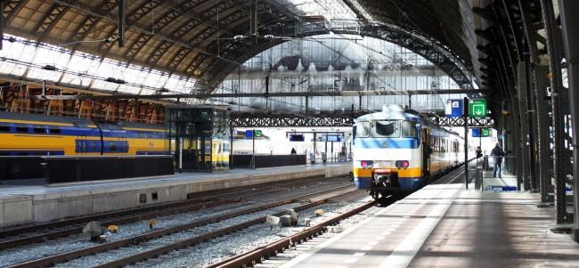 Trem na Europa - Holanda - 15