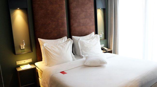 Hotéis em Amsterdam: onde ficar - 10 De Hallen