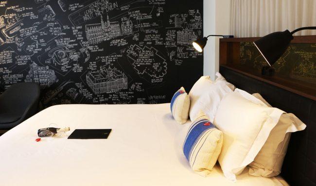 Hotéis em Amsterdam: onde ficar - 15 INK hotel