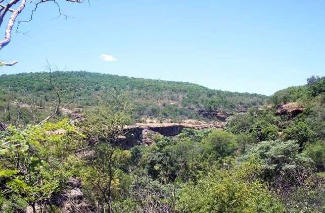 Serra da Capivara no Piauí - 07