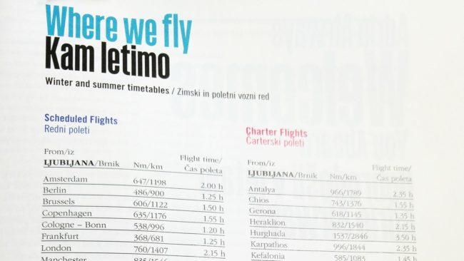 Adria Airways companhia aérea da Eslovênia - 06