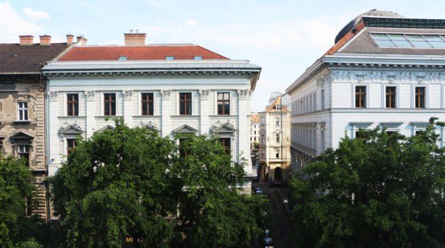 Hotel em Budapeste - Hotel Moments - 04