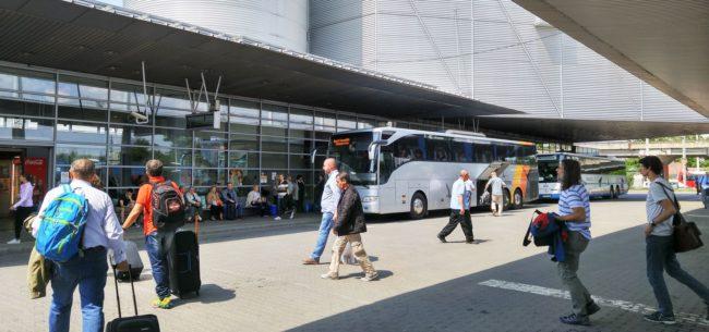 Viajar de ônibus pela Europa - 05