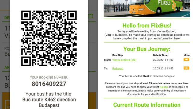 Viajar de ônibus pela Europa - flixbus 10