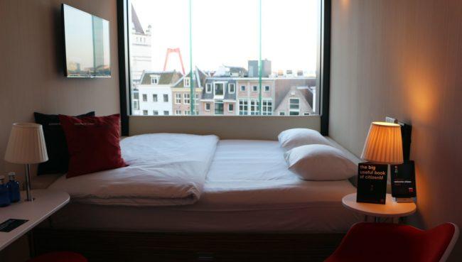 CitizenM de Rotterdam: um hotel design econômico - 01