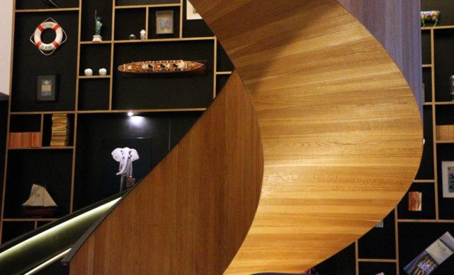 CitizenM de Rotterdam: um hotel design econômico - 04