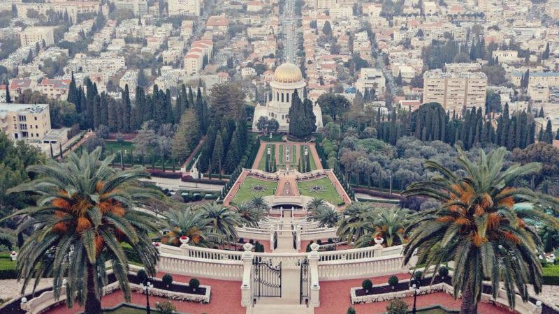 Quais destinos diferentes valem a pena conhecer em Israel? Haifa