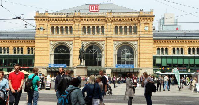 Roteiro por Hannover, Alemanha - 07