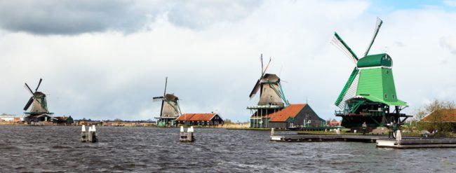 Bate e volta de Amsterdam: Zaanse Schans - 04