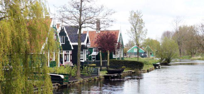 Bate e volta de Amsterdam: Zaanse Schans - 06
