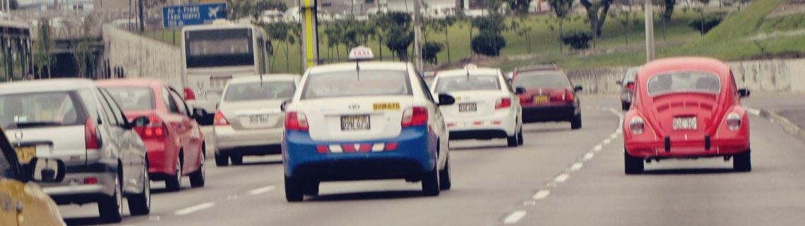 Como negociar táxis em Lima e no Peru - 04