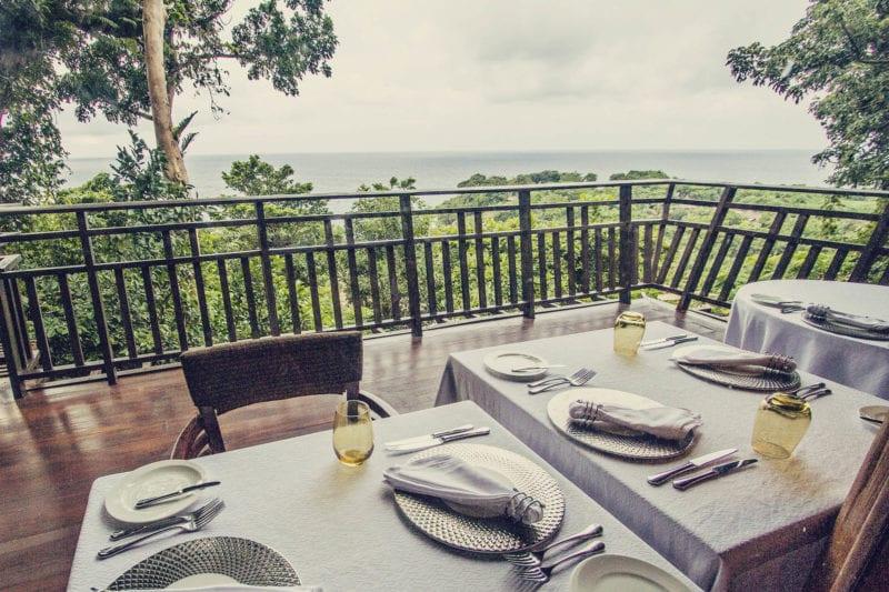 Restaurante Rima, em Boracay
