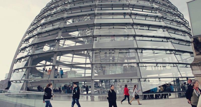 Como visitar a cúpula do Reichstag e o Parlamento Alemão - 02