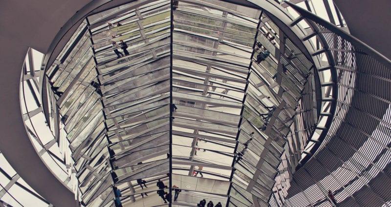 Como visitar a cúpula do Reichstag e o Parlamento Alemão - 05