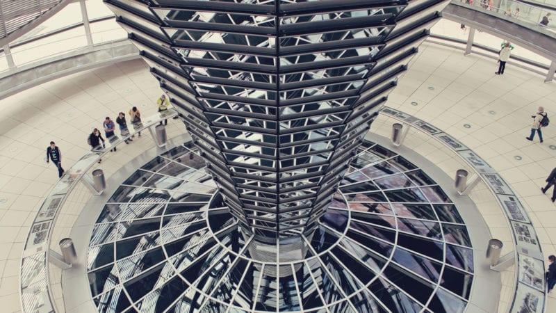 Como visitar a cúpula do Reichstag e o Parlamento Alemão - 10