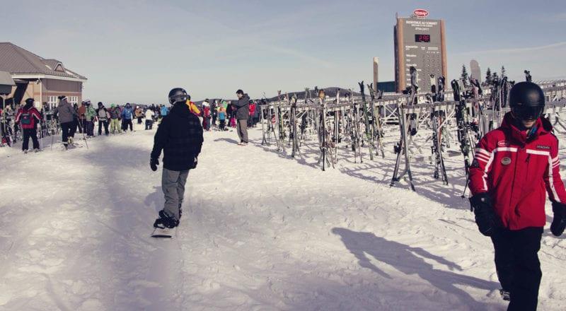 Mont Tremblant: uma estação de esqui no Canadá - 13