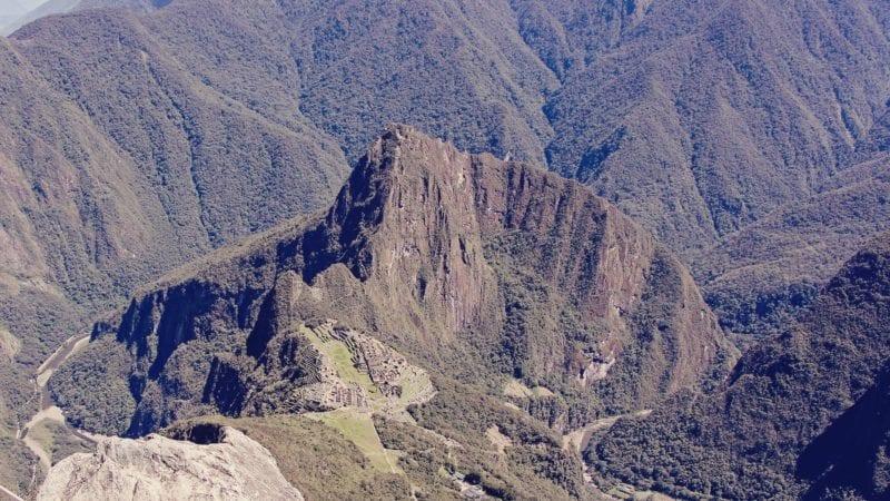 Como comprar ingresso para Machu Picchu: trilha da Montanha Machu picchu
