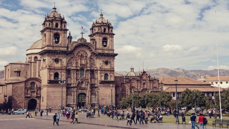 Como ir de Puno para Cusco