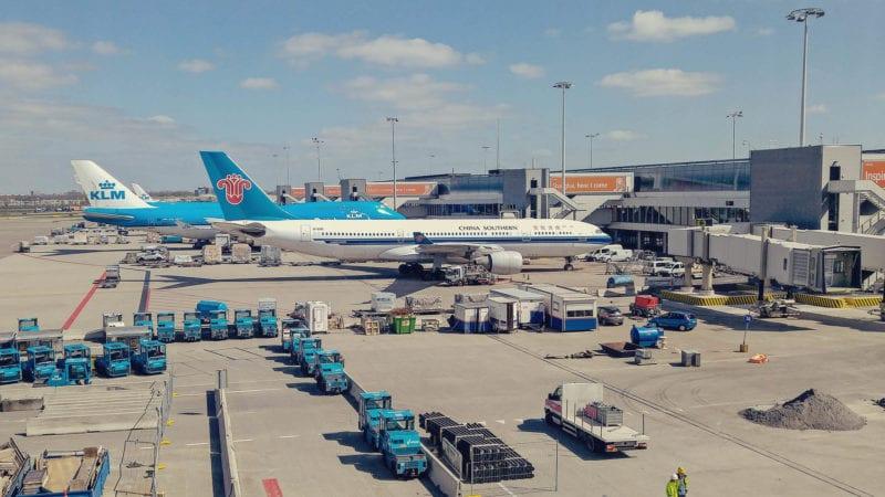 Aeroporto internacional de Amsterdam