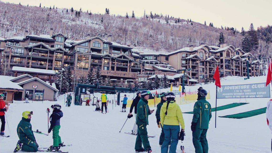 O que fazer em Park City: esquiar em Deer Valley