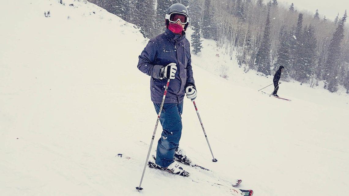 O que fazer em Park City: aprender a esquiar