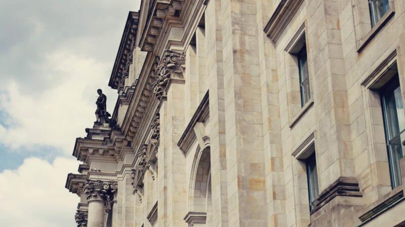 Os palácios de Berlim