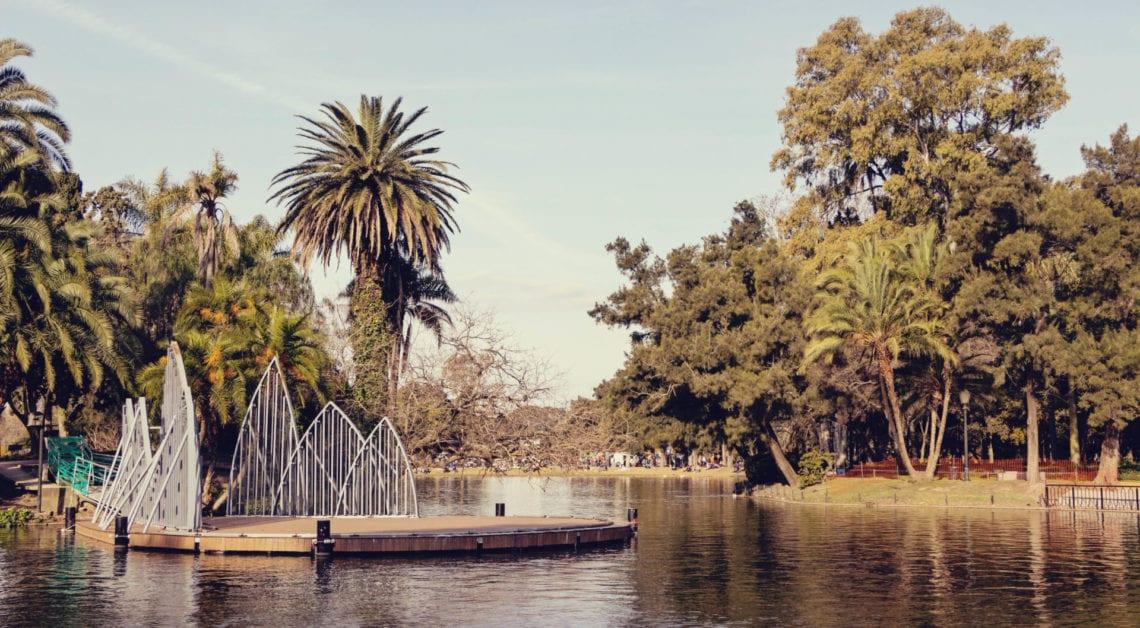 O que fazer em Buenos Aires gastando pouco - Bosques de Palermo